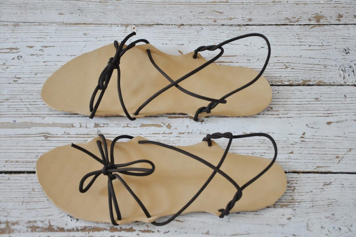 Výroba barefootů