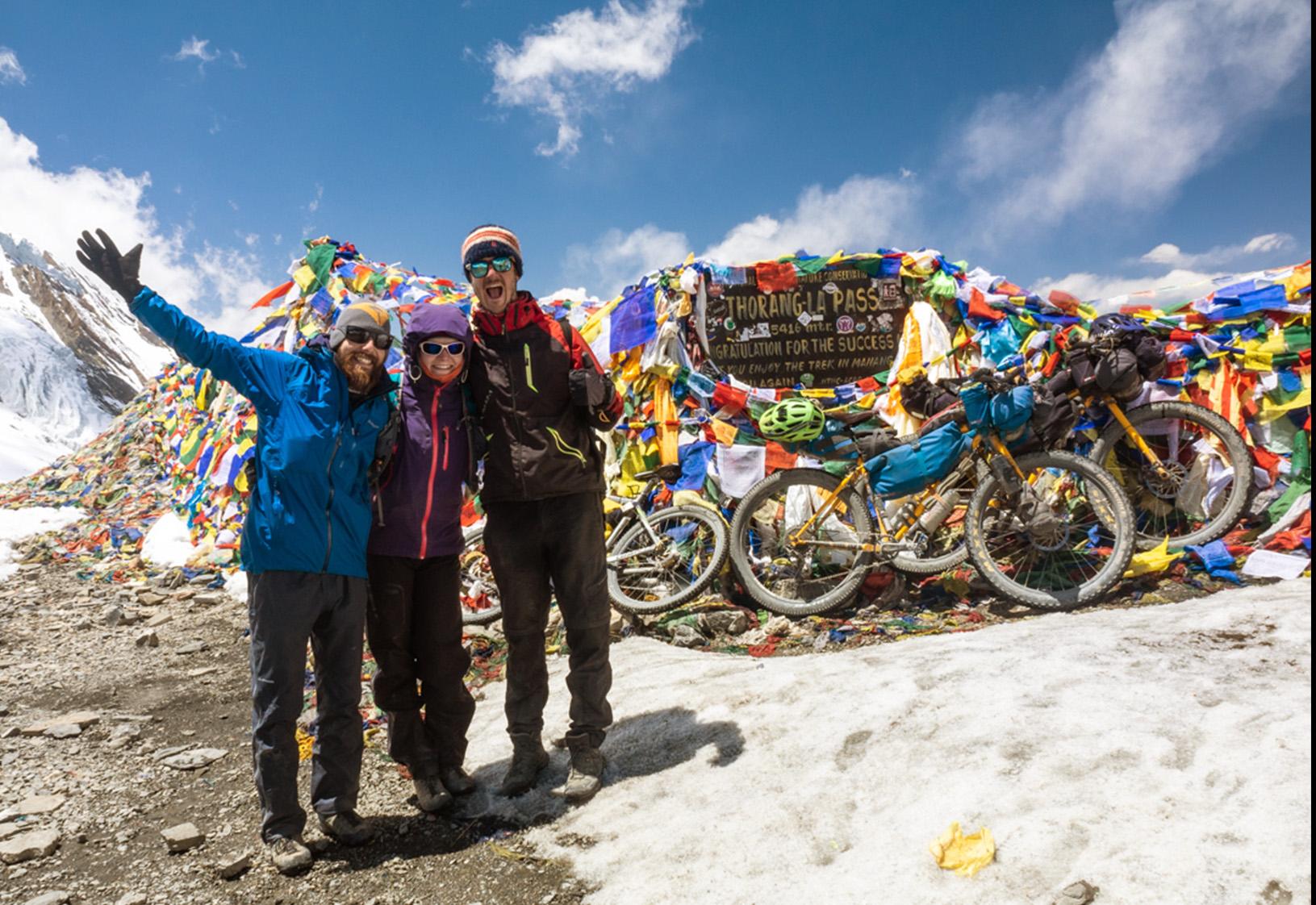 Na biku z Nového Zélandu domů // Bikepacking Nomads