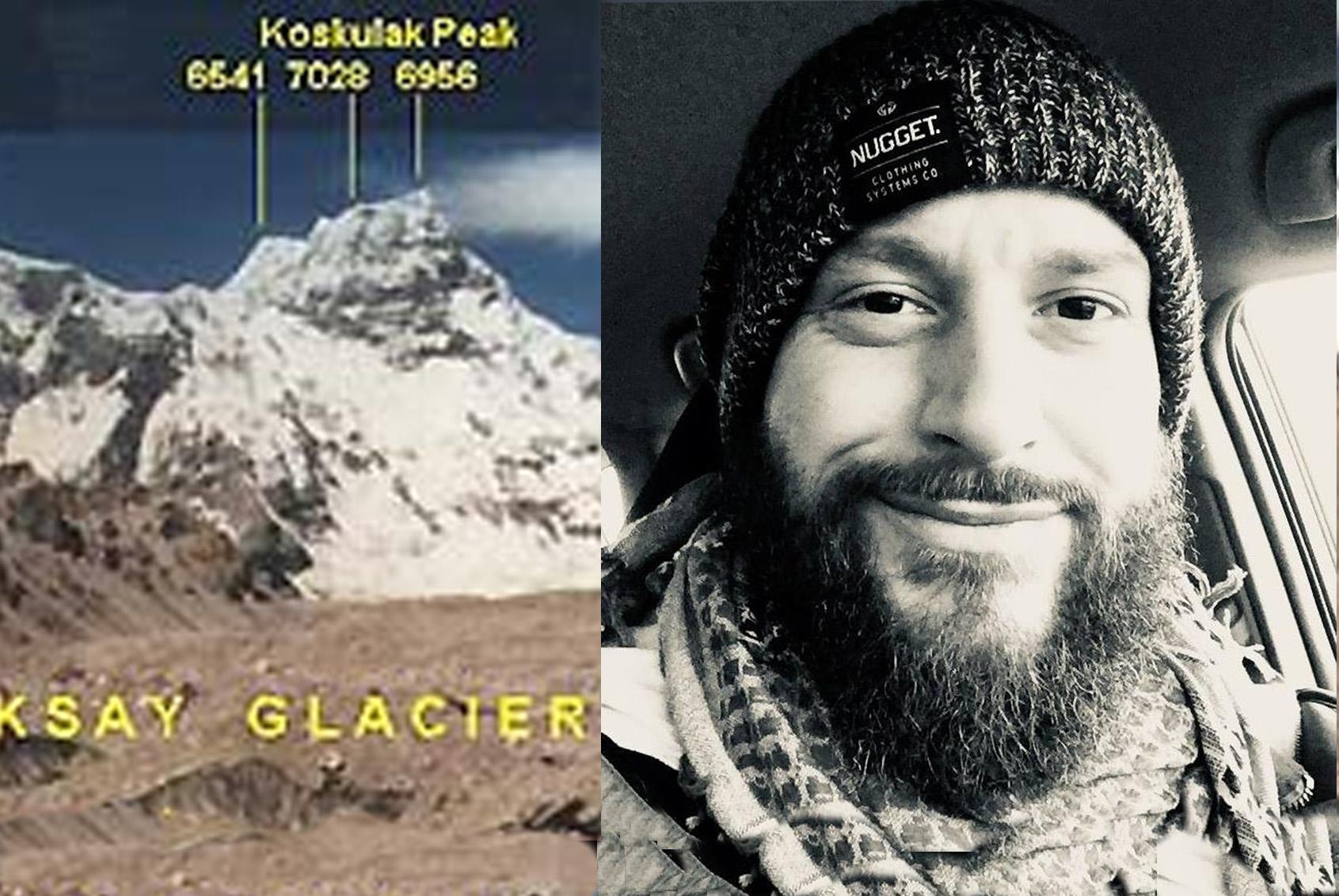 Koskulak - první český výstup // Filip Vítek