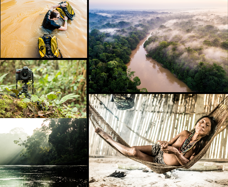 BRUTÁLNÍ  AMAZONIE (EKVÁDOR) // Petr Jan Juračka