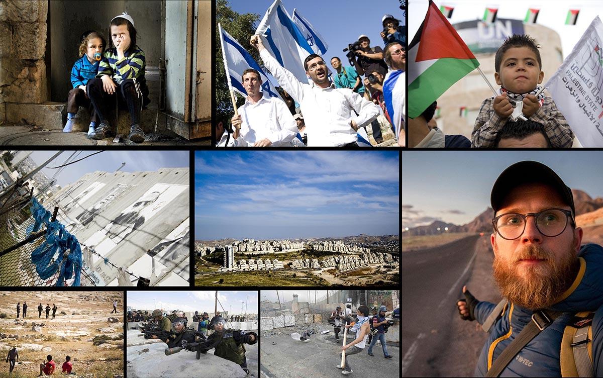 Izrael a Palestina: Kořeny Konfliktu // Jiří Kalát