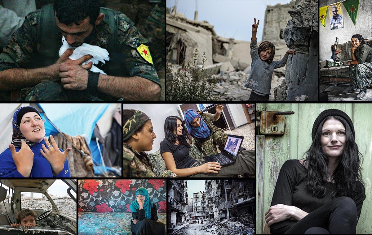 25 příběhů ze Sýrie // Markéta Kutilová