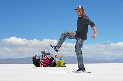 Cestování jako životní styl // Karel Štěpánek (travel4ever)