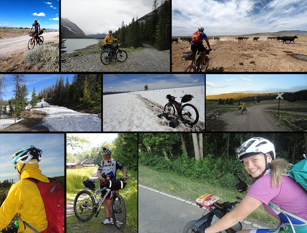 """American trail race // Markéta """"Peggy"""" Marvanová"""