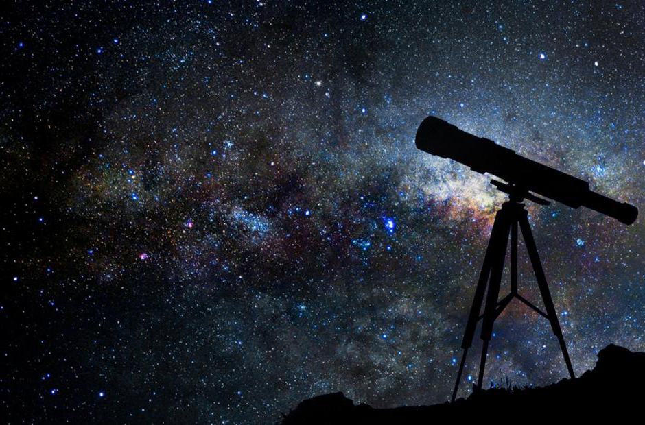 Na hvězdy! (pozorování oblohy) // Martin Rybář