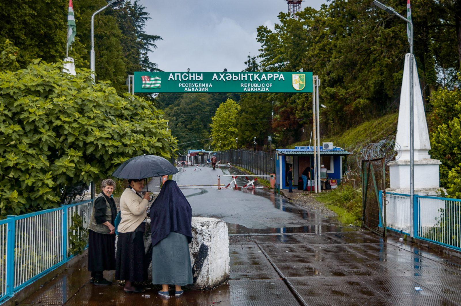Abcházie - urbex nebo temná turistika